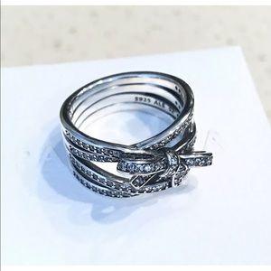 Pandora Delicate Sentiments CZ Ring #190995CZ